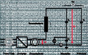 Schema der Serie-Resonanaz-Anlage