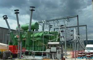 TE- Prüfung Erregung Dieselgenerator