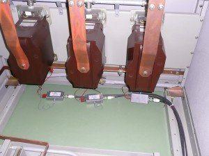 Messtechnische Untersuchung der Bedingungen für das Auftreten einer dreiphasigen Ferroresonazschwingung in einem Mittelspannungsteilnetz